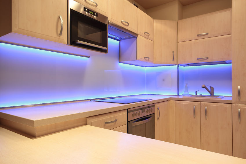 Bayside and Redlands electrician LED strip lighting